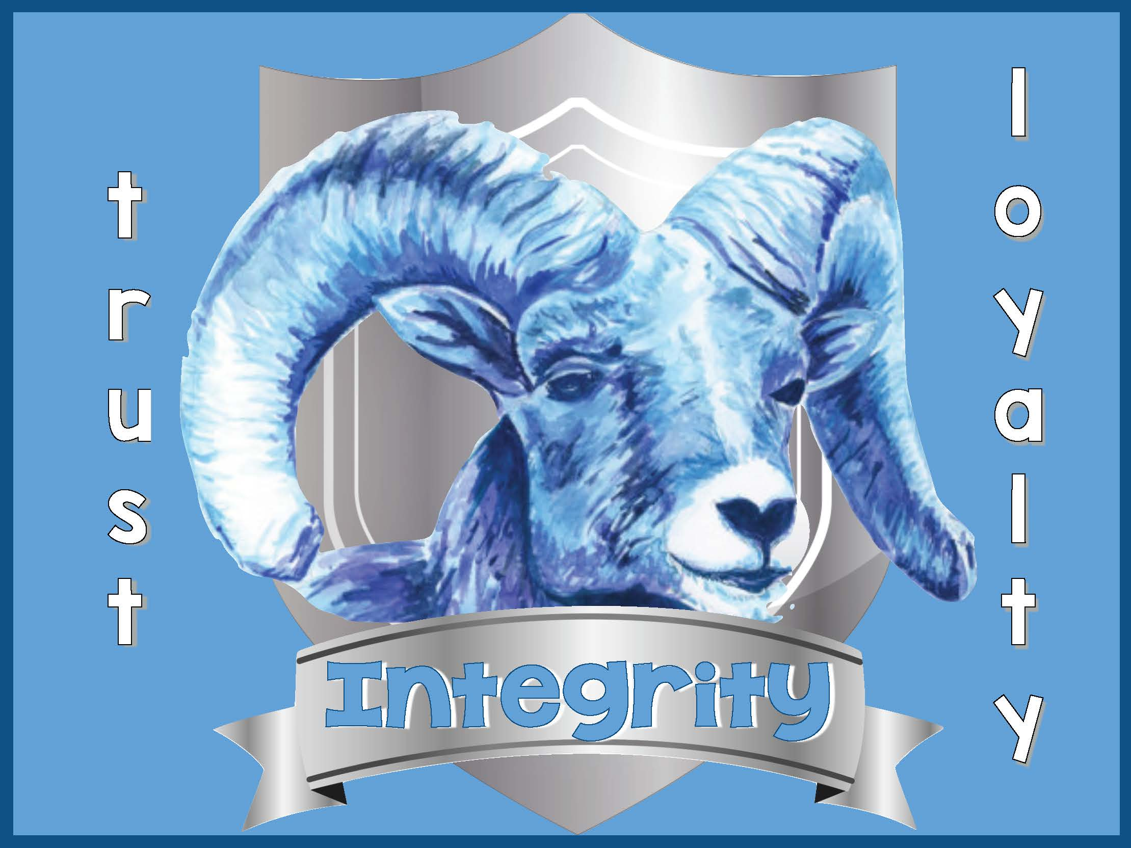 Integrity House Crest